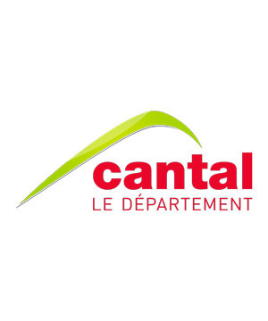 Logo du département Cantal